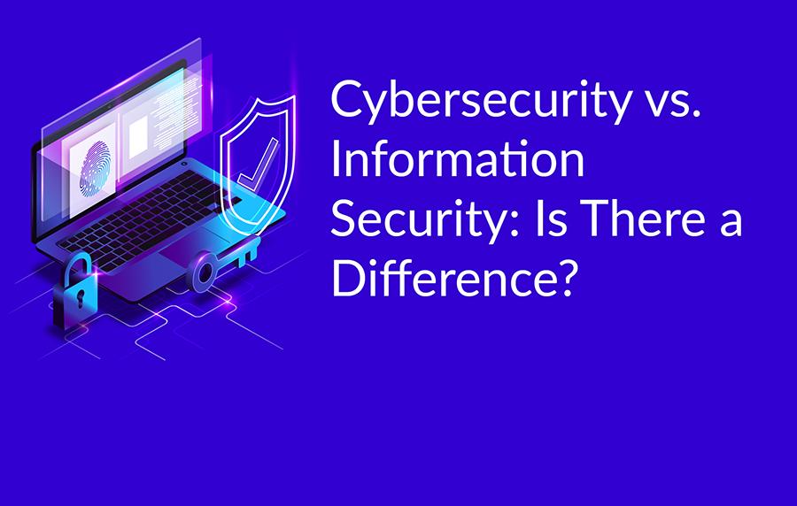 امنیت اطلاعات و امنیت سایبر