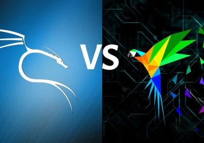 مقایسه Kali Linux و Parrot OS