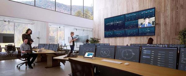 طراحی و ساخت مرکز عملیات امنیت