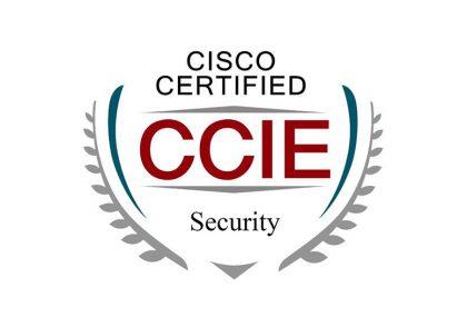 مدرک ccie security logo