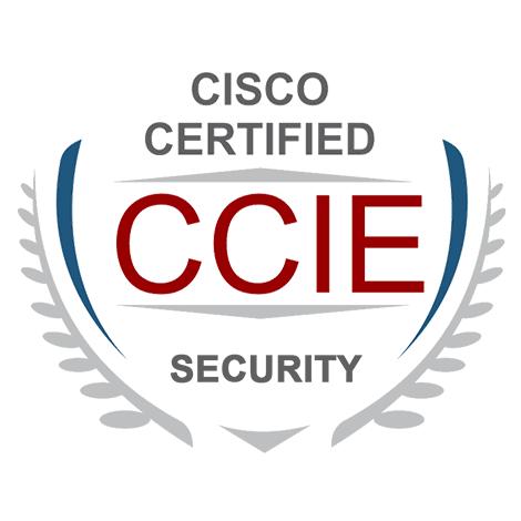 مدرک ccie security